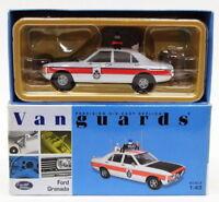 Vanguards 1/43 Scale VA05203 - Ford Granada - Greater Manchester Police