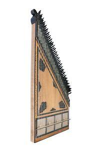 Professional Turkish Kanun AKS-304 Qanun Kanoon String Musical Instrument