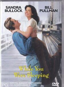 While You Were Sleeping - Sandra Bullock     [R4]