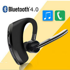 Bussiness Stereo Wireless Headset Bluetooth Headphone Earphone for Mobile Phone