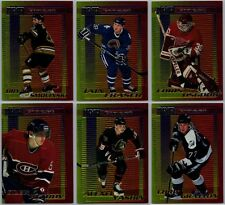 1994-95 O-PEE-CHEE PREMIER FINEST INSERT CARDS - FINISH SET - PICK SINGLES Rare