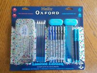 Helix Oxford The Complete Student Large Sationery Set
