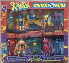 Toybiz Marvel X-Men Mutant Hall of Fame 10 Figure Set Limited No. Edition MISB