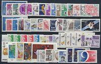 Frankreich Jahrgang 1984 postfrisch in den Hauptnummern kompl...................