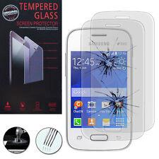 2X Panzerglas für Samsung Galaxy Pocket 2/ Dual Echtglas Display Schutzfolie