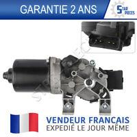 MOTEUR D'ESSUIE GLACE AVANT POUR RENAULT CLIO 3 III 2005-2012 - NEUF