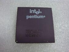 Intel SY022 Pentium 133MHz Vintage Ceramic/Gold CPU Processor A80502-133