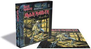 Iron Maiden Piece Of Mind 500 Piece Jigsaw Puzzle - NEW