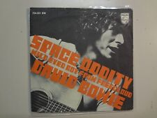"DAVID BOWIE:Space Oddity-Wild Eyed Boy From Free Cloud-Germany 7"" 69 Philips PSL"