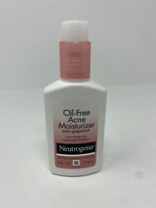 NEUTROGENA OIL FREE ACNE MOISTURIZER PINK GRAPEFRUIT 4 FL OZ