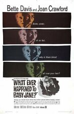 Whatever Happened To Baby Jane Movie Poster 24x36