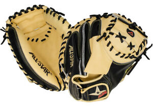 "All-Star Pro Elite 33.5"" Catcher's Mitt RHT CM3000SBT"