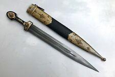 Handmade Georgian Dagger Kindjal Caucasian Khanjal Combat Sword (2004/1)
