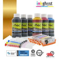 Refillable Ink Cartridges for Canon PGI-270 CLI-271 TS8020 TS9020 MG7720 Refill
