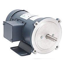 LEESON DC Permanent Magnet Motor,1/3 HP,90VDC, 098004.00