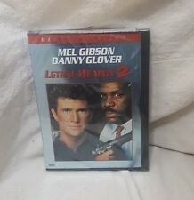 Lethal Weapon 2 (DVD, 2000, Directors Cut)  NEW    FACTORY SEALED
