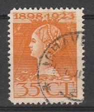 Nederland NVPH 127F Jubileum 1923 Gestempeld