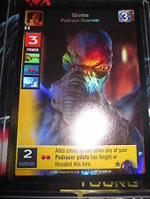 SWCCGYJ CCG YOUNG JEDI REFLECTIONS FOIL MINT SUPER RARE N° 32 WATTO PODRACE