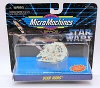 1995 Galoob Micro Machine Star Wars Millennium Falcon new on card