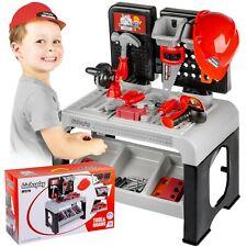Kinderwerkbank Werkzeug Werkstat...