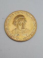 James Cook condición Excelente Estado Moneda Token Alemania
