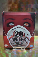 28 Weeks Later Blu ray Steelbook UK Edition New and Sealed