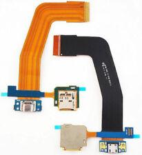"""SAMSUNG Galaxy Tab S 10.5"""" SM-T800 T805 T807 USB Charging Port  Micro SD Flex UK"""