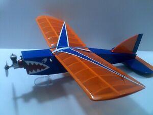 R/C Model aircraft Shark Face 020