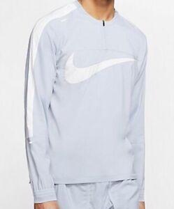 Nike Wild Run 1/4 Zip Running Top Size - Small BNWT