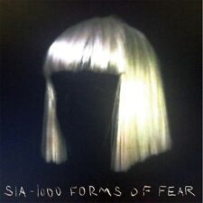 SIA-1000 Forms Of Fear(2014)-CHANDELIER, BIG GIRLS CRY-New AND  Sealed