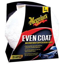 Meguiars Even Coat Microfiber Applicator Pads #X3080