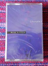 Danny Chan ( 陳百強) ~ Purple ( Malaysia Press ) Cassette