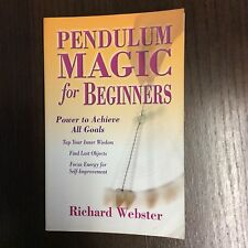 Pendulum Magic for Beginners: Power to Achieve All Goals (For Beginners (Llewel.