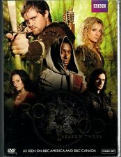 Robin Hood: Season Three (DVD, 2010, 5-Disc Set) BBC