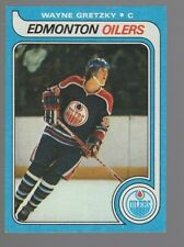 Wayne Gretzky Rookie 1979 Topps RC Incredible Condition STORED IN SAFE SINCE 83