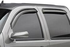 Nissan Pathfinder 2005-2014 Genuine Wind Deflectors 4 PC Set Stick-on-type