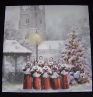 ~Carols In The Snow Choir~ Christmas Cards Pack of 10  ~100% for Charity~