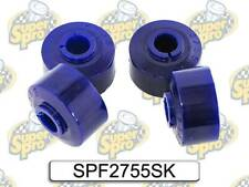 SuperPro Polyurethane Front Shock Absorber Damper Car Bush Kit SPF2755SK