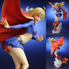 Super girl Shunya Yamashita 1/8 Unpainted Figure Model Resin Kit