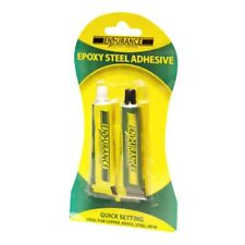 28g Epoxy Steel Metal Adhesive Repair Fix Glue High Strength Copper Brass Iron
