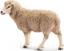 NEW Schleich Sheep 13743 Pet Forest Wood Garden or Farm Ornament Animal