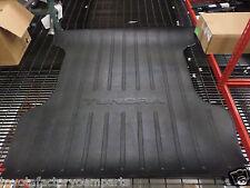 TOYOTA TUNDRA 2007-2017 BLACK LONG BED MAT  PT580-34070-LB
