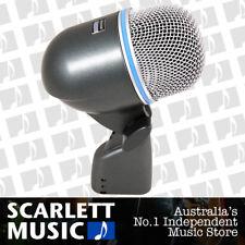 Shure Beta 52A Dynamic Bass Instrument Microphone - w/12 Months Warranty.