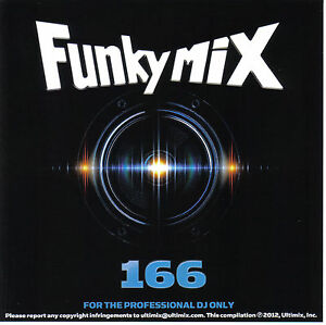 Funkymix 166 LP J.Cole Ciara Sean Kingston Nicki Minaj PSY vs. MC Hammer 50 Cent