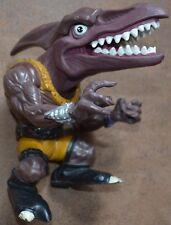 Bullzeye Extreme Dinosaurs Street Sharks Mattel Figure 1996 90s Raptor Toy