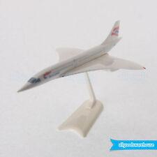 British Airways Concorde Supersonic Jet 1:250 Plastic Model Replica Aircraft