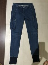 Freddy Stretch Cargo Skinny Jeans Size UK 14