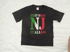 JERSEY SHORE T SHIRT * ITALIAN * SIZE YOUTH EXTRA LARGE 18 - 20 * SNOOKI  PAULIE