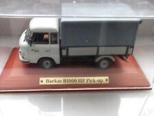 Atlas Edition DDR Modelle 1:43 Barkas B 1000 HP Pick-up Grau in Vitrine