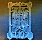 Art Deco Vintage Speakeasy Door Knocker Viewer Peephole Peabody Acker Inc D-200